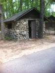 Practice Hut at Interlochen Music Camp
